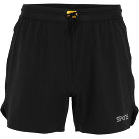 Skins Series-3 Run Shorts Men, noir